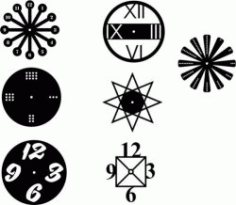 Some Watch Designs Specifically For You Free CDR Vectors Art