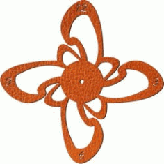 Propeller Wall Clock For Laser Cut Plasma Free DXF File