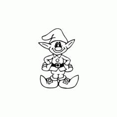 Cartoon Free DXF File