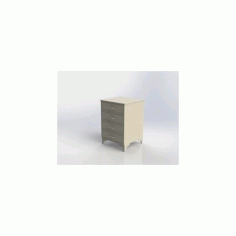 Drawer Cabinet Free DXF File