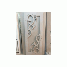 Panel Design Vine Free DXF File