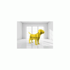Puppy 3d Free DXF File