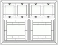 Oriental Cabinet Design Template For Laser Cut Cnc Free CDR Vectors Art