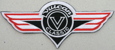 Vulcan Classic Logo Free DXF File
