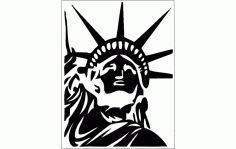 Liberty Free DXF File