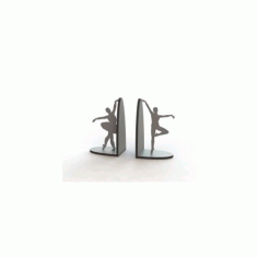 Ballet Book Support Laser Cut Free DXF File