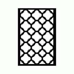 Pattern Design 55 Free DXF File
