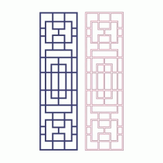 Pattern Designs 2d 114 Free DXF File
