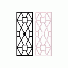 Pattern Designs 2d 155 Free DXF File