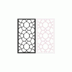 Pattern Designs 2d 161 Free DXF File