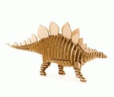 Dinosaurs Eat Grass For Laser Cut Free DXF File