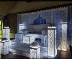 Decorative Dubai Style For Laser Cut Cnc Free CDR Vectors Art