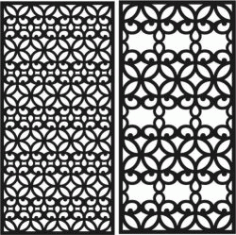 Kitchen Partition For Laser Cut Cnc Free CDR Vectors Art