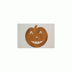 Jacolant Pumpkin happy Free DXF File