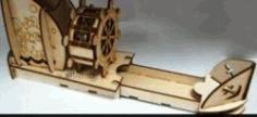 Ship Pen Holder For Laser Cut Cnc Free DXF File