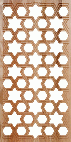 Laser Cut Cnc For Wood Pattern Free DXF File