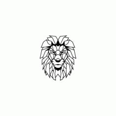 Aslan Lion Free DXF File