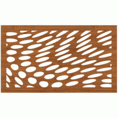 Pattern Cnc Vector Design Free DXF File
