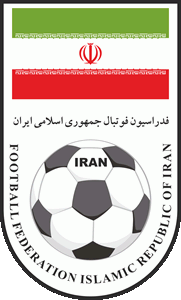 Football Federation Islamic Rep Of Iran Logo Free CDR Vectors Art