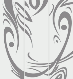 Abstract Sandblast Design Free CDR Vectors Art
