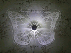 Devochkam 8 Marta Butterfly Free CDR Vectors Art