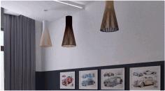 Lamp Nirvana Lasercut Template Free CDR Vectors Art