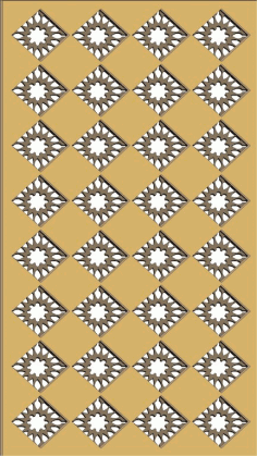 Window Grill Pattern For Laser Cutting 51 Free CDR Vectors Art