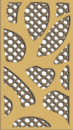 Window Grill Pattern For Laser Cutting 43 Free CDR Vectors Art
