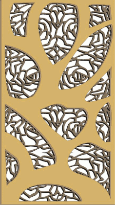 Window Grill Pattern For Laser Cutting 42 Free CDR Vectors Art
