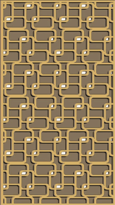 Window Grill Pattern For Laser Cutting 41 Free CDR Vectors Art