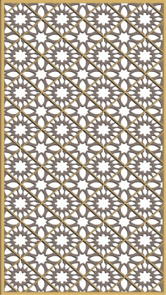 Window Grill Pattern For Laser Cutting 79 Free CDR Vectors Art