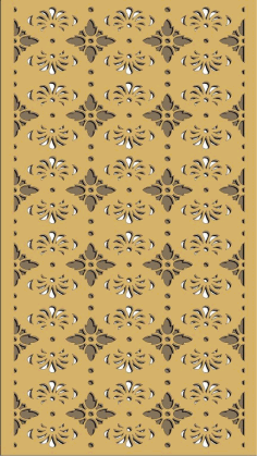 Window Grill Pattern For Laser Cutting 61 Free CDR Vectors Art