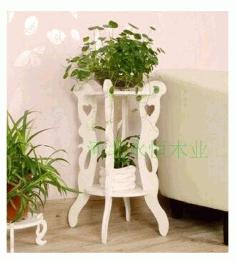 Laser Cut Flower Stand Plant Pot Vase 3d Puzzle Free CDR Vectors Art