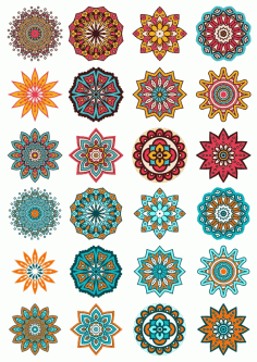 Free Ornaments Decor Free CDR Vectors Art