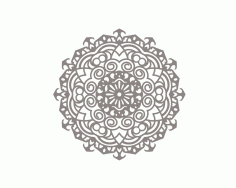 Mandala Design Drawing Ornament Free CDR Vectors Art