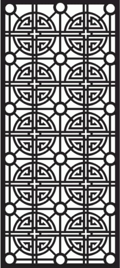 Laser Cut Plasma Patterns Free DXF File