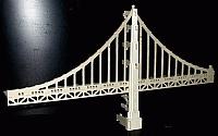 Golden Gate Laser Cut Free DXF File