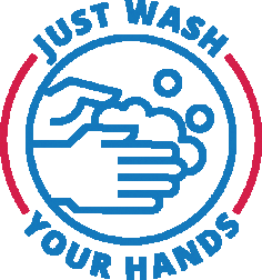 Just Wash Your Hands Coronavirus Disease covid-19 Free DXF File