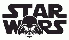 Star Wars Vinyl Decals Download Free CDR Vectors Art