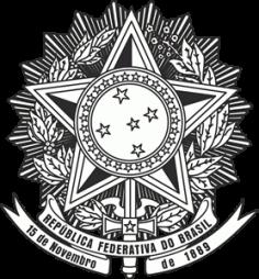 brasão Da república Do Brasil Logo Free CDR Vectors Art