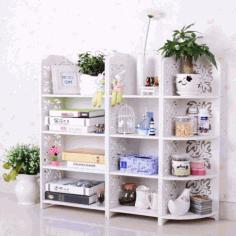 Wooden Shelf Design Template Free DXF File