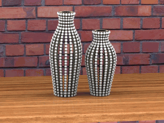Amazing Laser Cutter Vase Project Ideas Free CDR Vectors Art