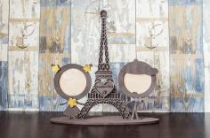 Eiffel Tower Clipart Free CDR Vectors Art