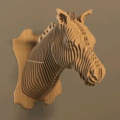 Cnc Laser Cut Horse Head Bbq Free CDR Vectors Art