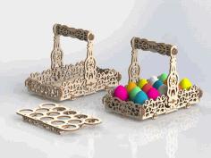 Laser Cut Basket Ideas Free CDR Vectors Art