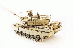 Constructor Lemmo Tank Cayman Free DXF File