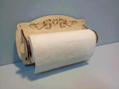 Holders Of Paper Towels Free CDR Vectors Art
