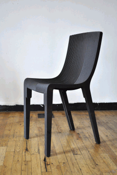 Layer Chair – By Dyvikdesign – Export Free DXF File