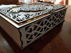 Amazing Laser Cut Box Ideas Free CDR Vectors Art