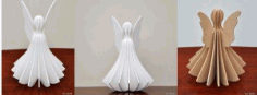 Angel 3d Products Free DXF File